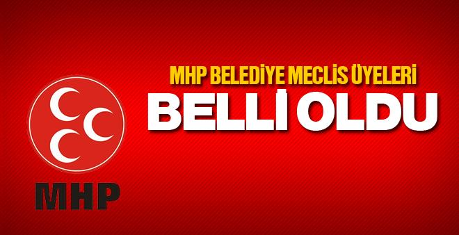 Pendik MHP Seçim