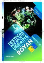Royan: les sports urbains ont leur festival