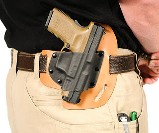 CrossBreed Holsters SuperSlide