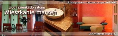 Studio Witryna Design. Architektura wnętrz.