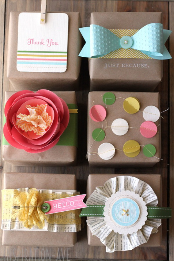wunderkammer ideas para envolver regalos ideen f r geschenkverpackungen gift. Black Bedroom Furniture Sets. Home Design Ideas