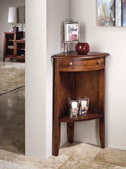 Muebles esquineros para aprovechar el espacio casas ideas for Imagenes de muebles esquineros