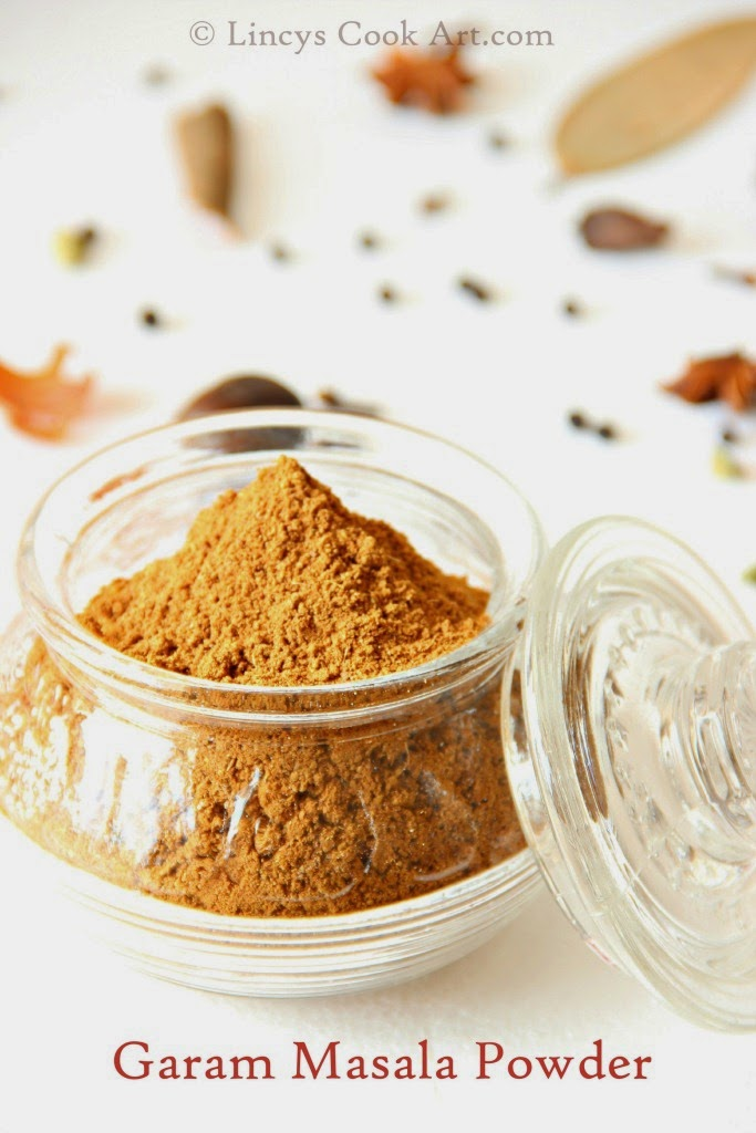 Garama Masala Powder