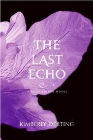 Review of The Last Echo by Kimberly Derting published by Harper Teen