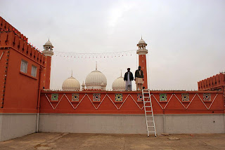 decoration Jamia Mosque Wah Cantt