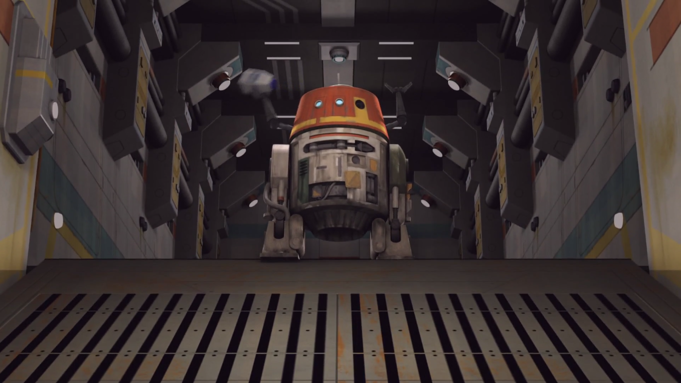 Star Wars Rebels Interior And Exterior Images Of Star Wars Rebels Main Ship The Ghost