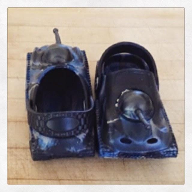 Kids Shoes Toddler Sandals Adorable Tank Clogs