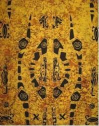 Mengenal Corak Batik Papua - Budaya Bangsa