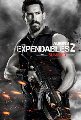 Scott Adkins - The Expendables 2 Film