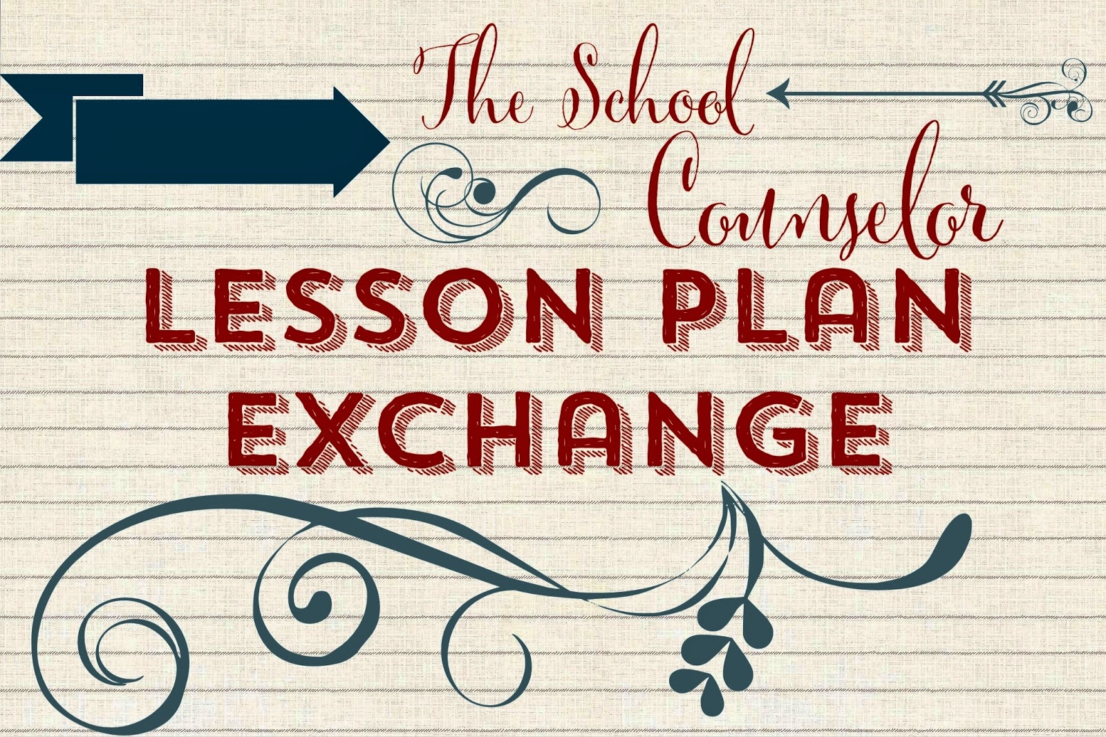 Join In The Latest Lesson Plan Exchange The Middle School Counselor - School counselor lesson plan template
