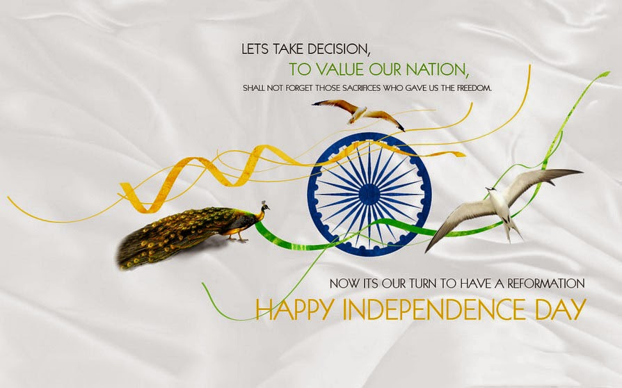 happy independence day essay in english