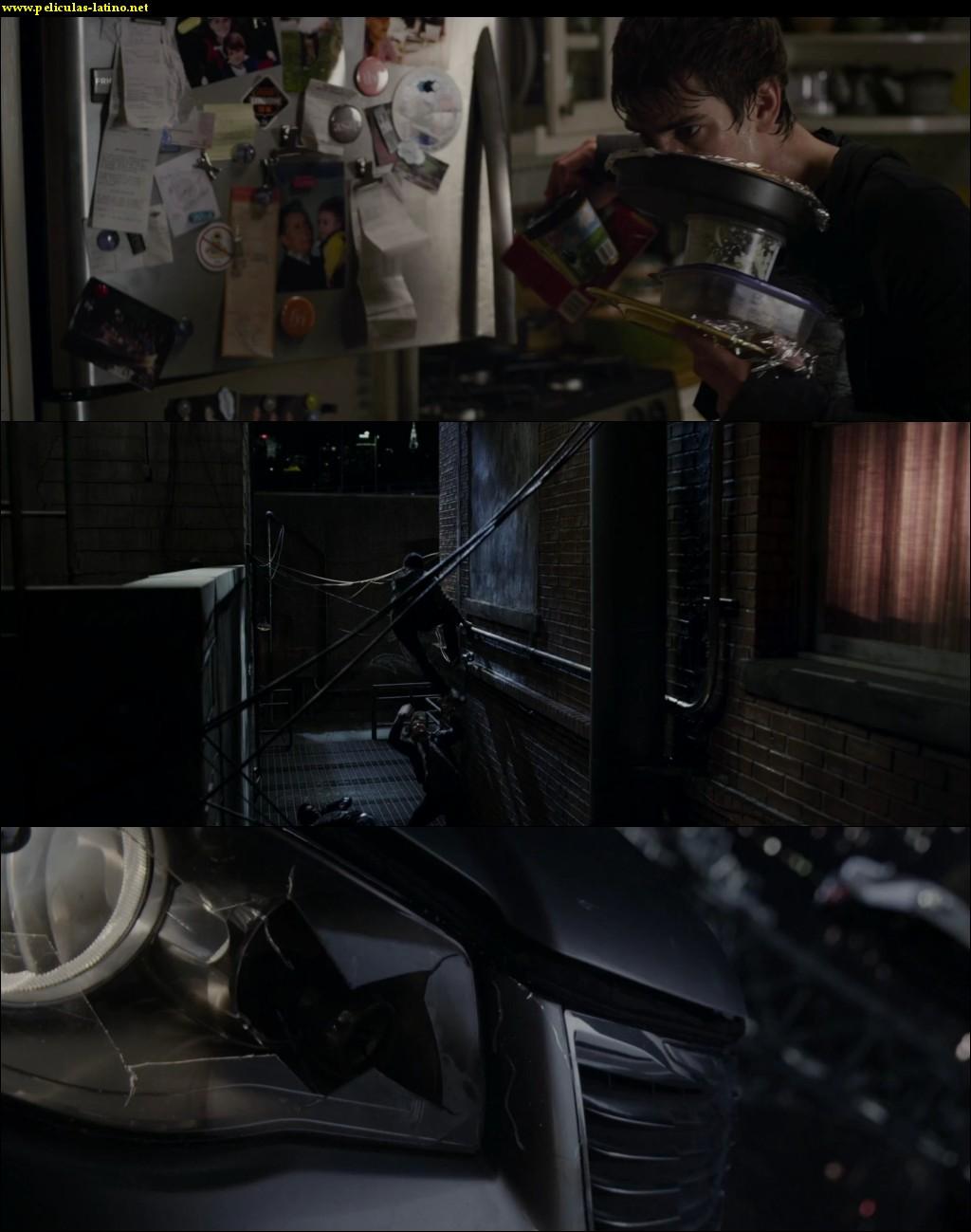 Imagen 1 El Sorprendente Hombre Araña película HD 1080p latino 2012