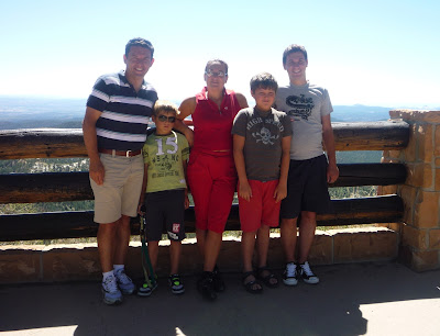 Fabio and family
