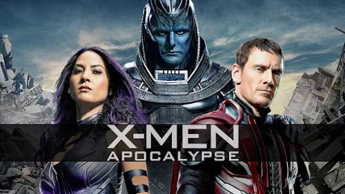 X-Men: Apocalipse leva 1,3 milhão de pessoas aos cinemas Brasileiros