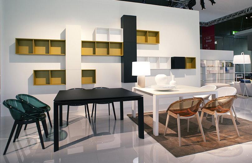 Arredaclick mobilier italien nouveaut s calligaris for Meuble calligaris