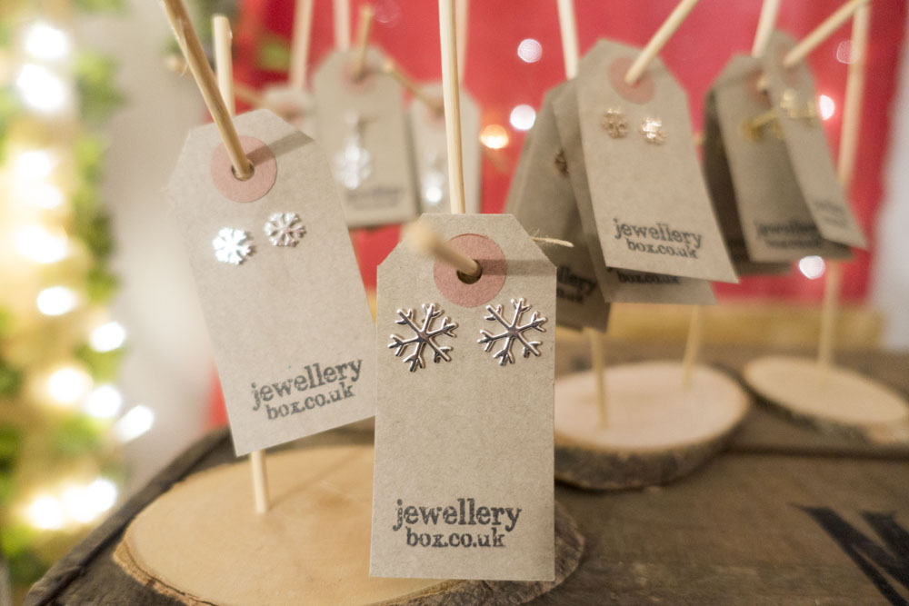 #giftmas | Winter Wonderland JewelleryBox Pop Up