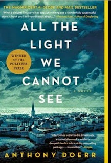 All the Light We Cannot See book cover