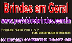 BRINDES EM GERAL