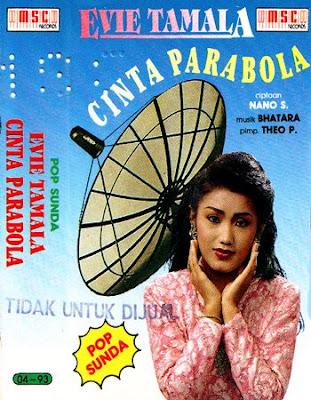 Evie Tamala Cinta Parabola 1993