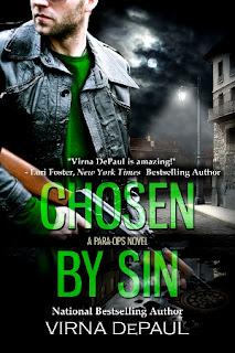 Review: Chosen by Sin by Virna DePaul