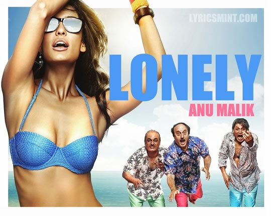 Lonely from Shaukeens - Lisa Haydon
