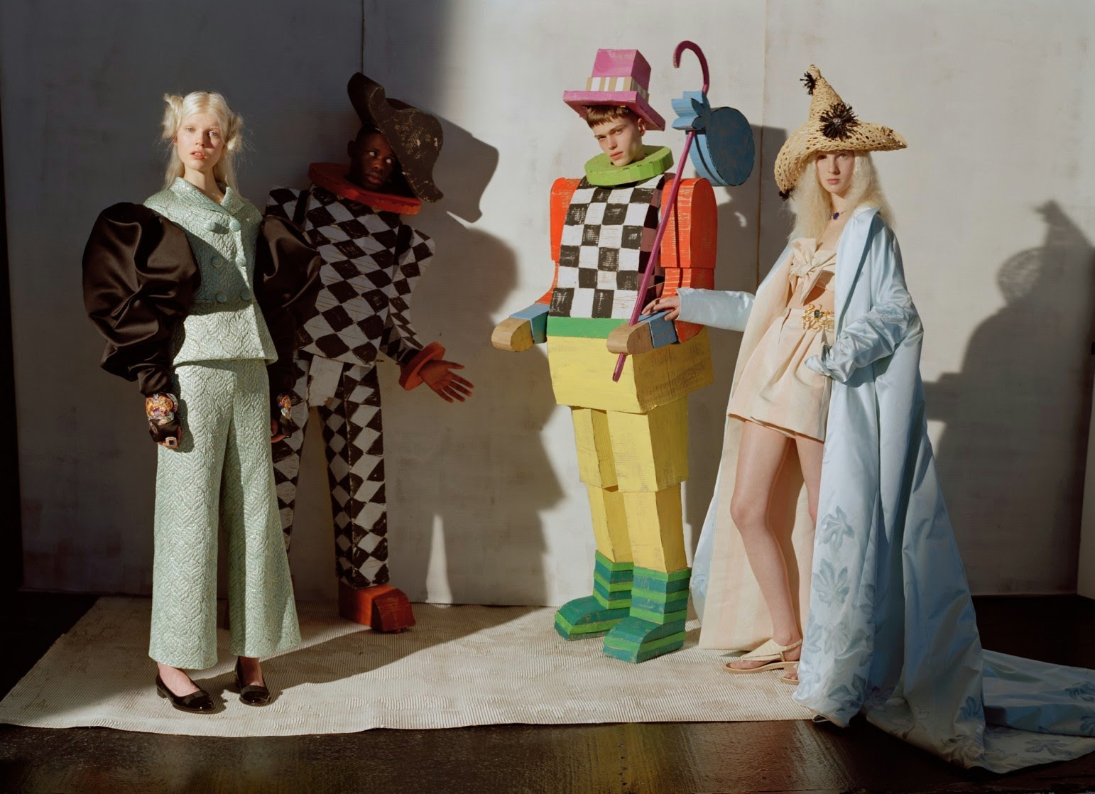 """Babes in Toyland"" por Tim Walker"