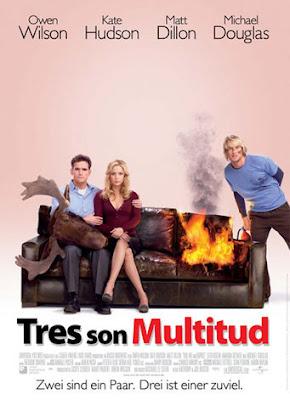 Tres Son Multitud – DVDRIP LATINO