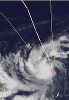 Tropischer Sturm SANBA (KAREN) bei Philippinen | Palau wahrscheinlich als starker Taifun nach Okinawa, Philippinen, Japan, aktuell, Sanba, Karen, Taifunsaison 2012, Taifun Typhoon, September, 2012, Satellitenbild Satellitenbilder, Vorhersage Forecast Prognose,