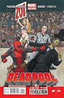 Deadpool #4 Cover