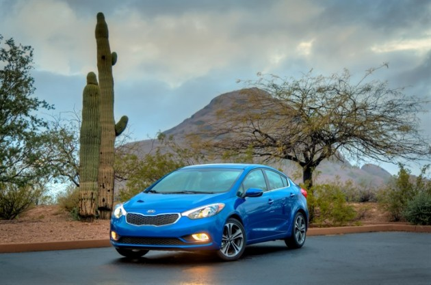 However, The 2015 Kia Forte Does Have An Improved Fuel Economy, With  26/39/31 City/Highway/Combined Mpg For The LX And 25/36/29  City/Highway/Combined Mpg ...