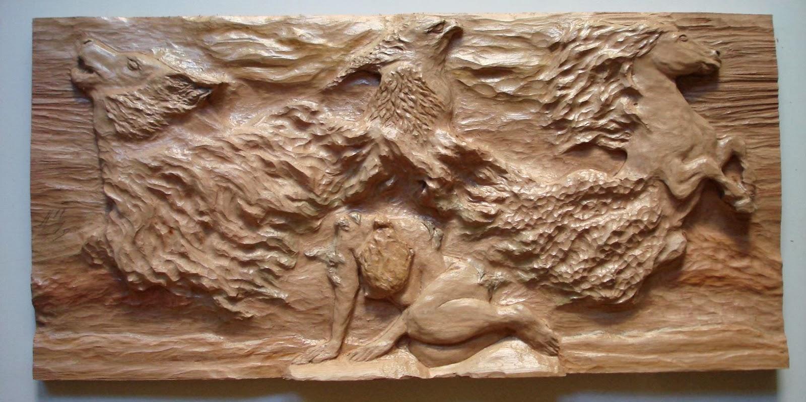 arte madeira