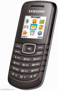 Samsung E1087T Flash Files