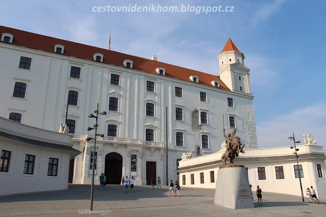 Bratislavský hrad // Bratislava Castle