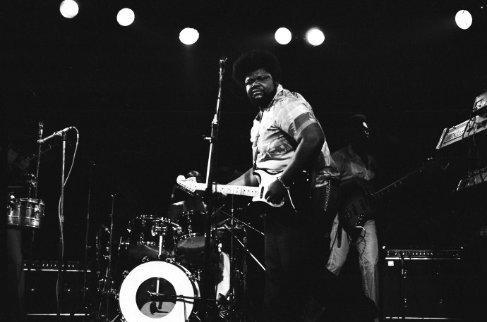 Buddy Miles Drummer Buddy Miles is a Singer