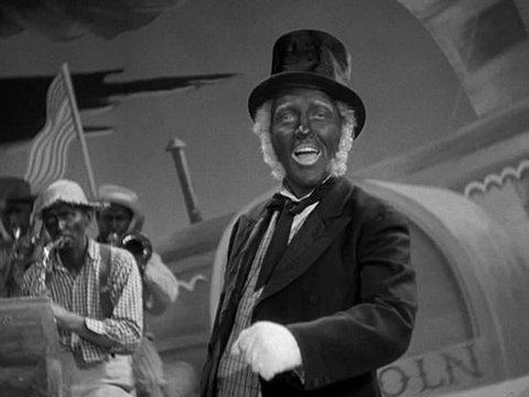 Bing Crosby Blackface 7) bing crosby in blackface
