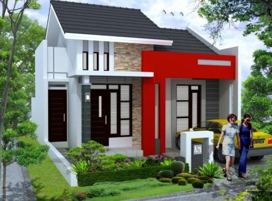 Macam Gambar Rumah Sederhana Terbaru