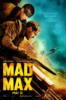 Mad Max: Furia En La Carretera (2015) Bluray 1080p Latino-Ingles