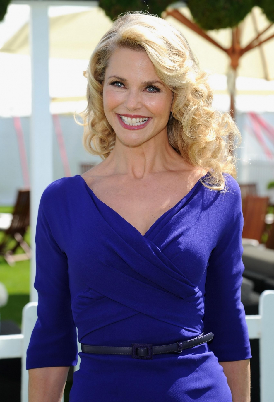 Fashion News Christie Brinkley Smile