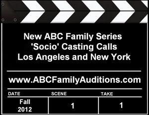 ABC Family Socio Casting Calls