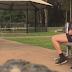 L'esibizionista d'estate: la sega al parco pubblico!