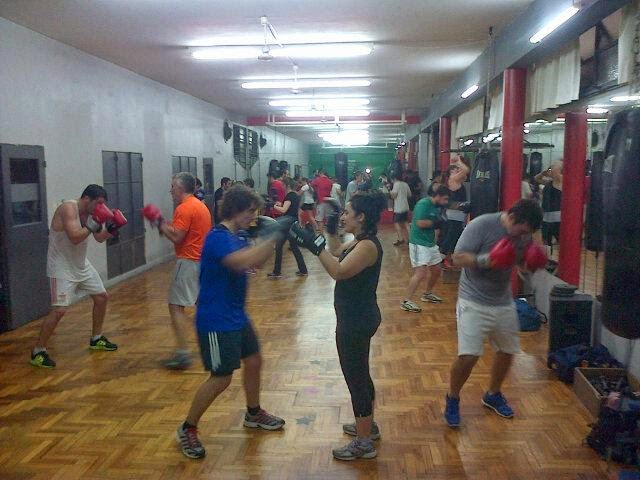 Boxeo Recreativo