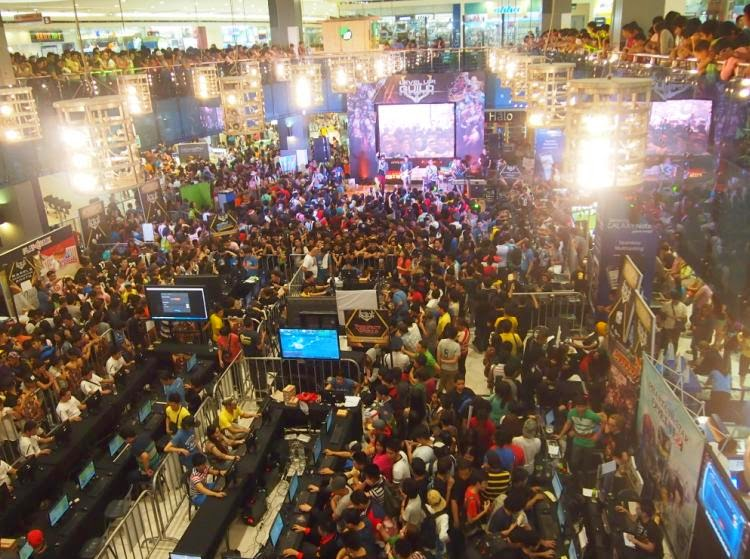 Level Up! Games' Guild Congress 2014: A Rousing Success