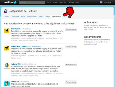 twitter app 3 06