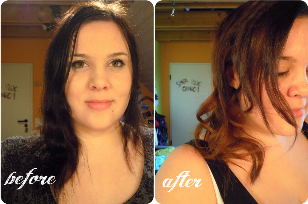 Sun In Hair Before And After 1000 Images About Bijou
