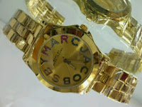 Jam Tangan MARCK JACOB 1191 Gold