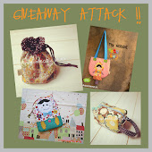 HAPPY BIRTHDAY GIVEAWAY ATTACK !! : SAWOKECIK DAN ILOVECHA