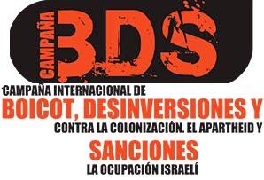 BDS España Productos illegales de Israel