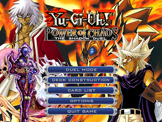 Free Download Yu-Gi-Oh! Power of Chaos - The Shadow Duel
