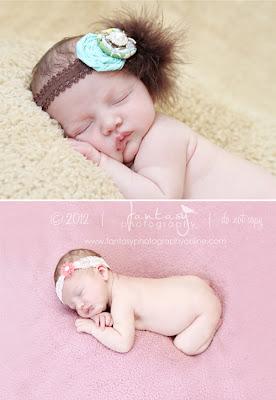 Winston Salem Newborn Photographer | Triad Baby Photography | Fantasy Photography, LLC