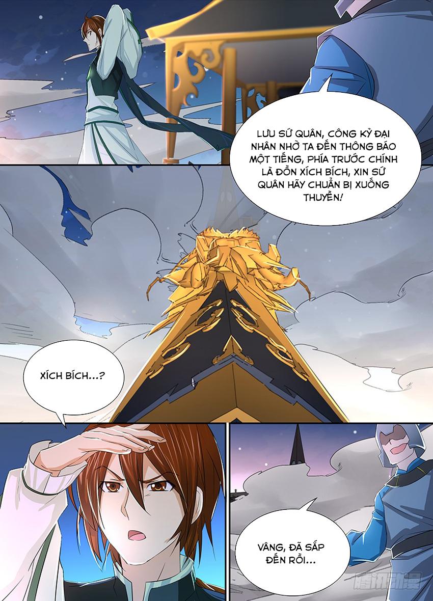 Thiên Cơ Tam Quốc chap 9 - Trang 3